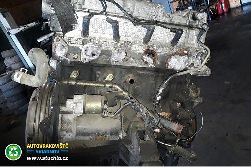 Autovrakoviste Sviadnov Motor Y22DTH 2.2 88KW