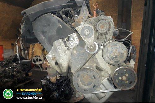Autovrakoviste Sviadnov Motor AKL 1.6 74Kw