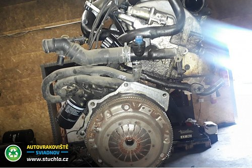 Autovrakoviste Sviadnov Motor AGN 1.8 20V 92kw