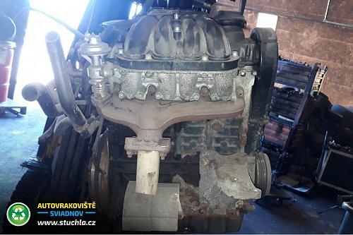 Autovrakoviste Sviadnov Motor AGP 1.9 SDI 50kw