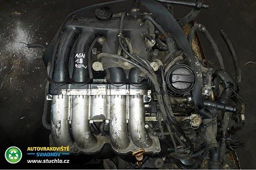 Autovrakoviste Sviadnov Motor AGN 1.8 92kw