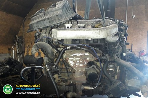 Autovrakoviste Sviadnov Motor X25XE 2.5 V6 125kw