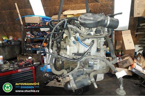 Autovrakoviste Sviadnov Motor X10XE 1.0 12V 40kw
